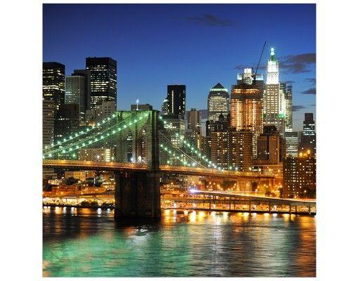 Beistelltisch - Manhattan Panorama