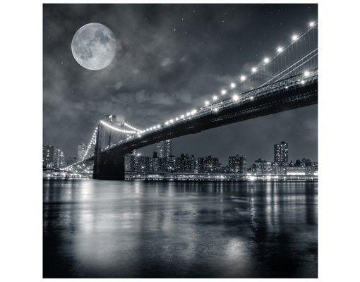 Beistelltisch - Manhattan Mysteries