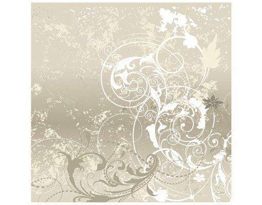 Beistelltisch - Perlmutt Ornament Design