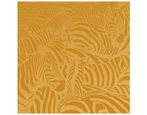 Beistelltisch - Zebrastreifen Beige