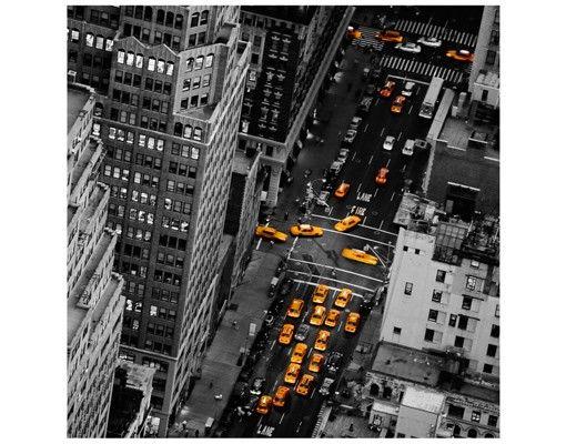 Beistelltisch - Taxilichter Manhattan