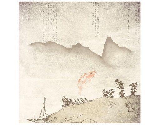 Beistelltisch - Japanische Stille