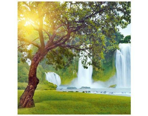 Beistelltisch - Paradise on Earth