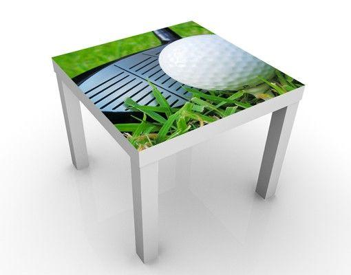 Beistelltisch - Playing Golf