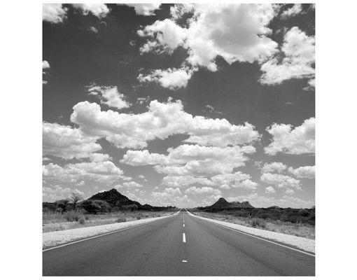 Beistelltisch - Route 66 II