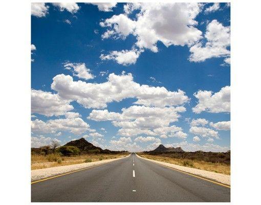 Beistelltisch - Route 66