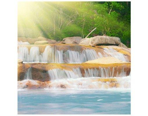 Beistelltisch - Wasserfall Lichtung
