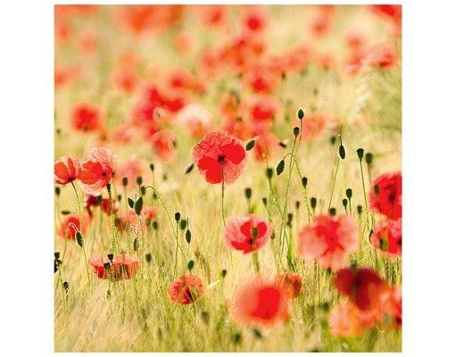 Beistelltisch - Summer Poppies
