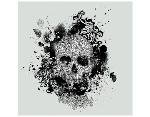 Beistelltisch - Skull