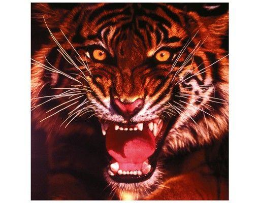 Beistelltisch - Wilder Tiger