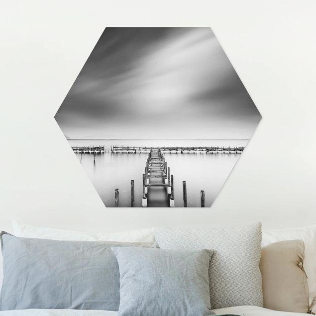 Hexagon Bild Forex - Der alte Pier