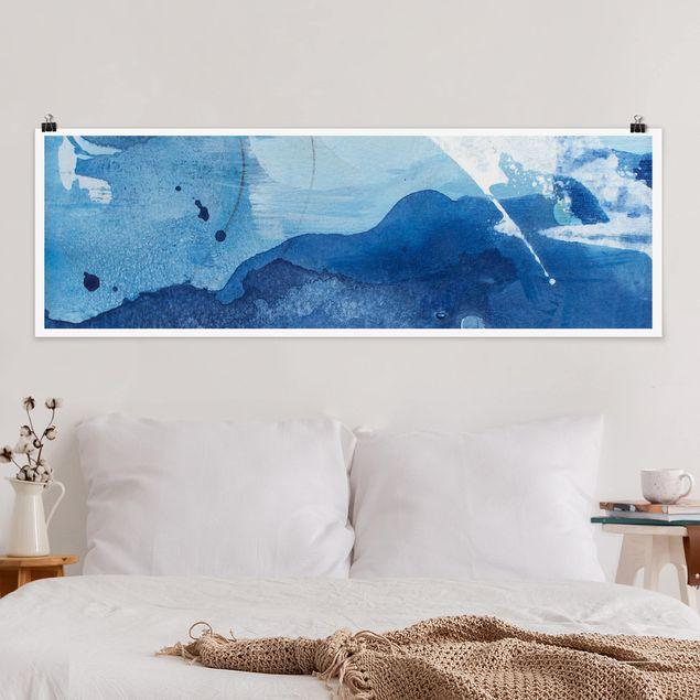 Poster - Nordküste I - Panorama Querformat