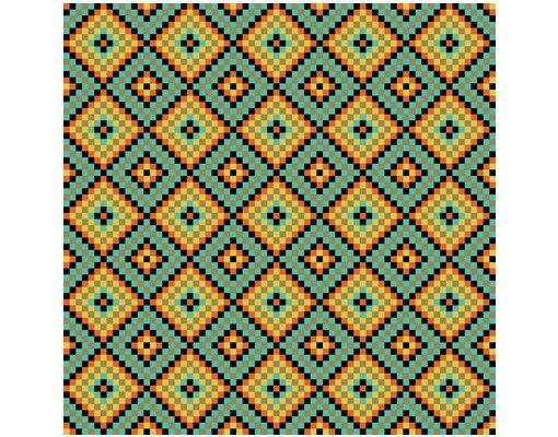 Beistelltisch - Buntes Mosaik