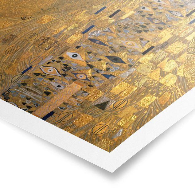 Poster - Gustav Klimt - Adele Bloch-Bauer I - Hochformat 3:4