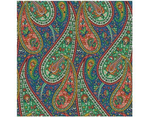 Beistelltisch - Filigranes Paisley Design