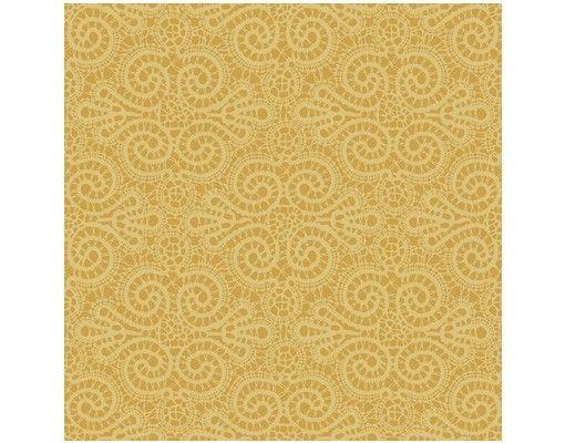 Beistelltisch - Elegante Spitze in Gold