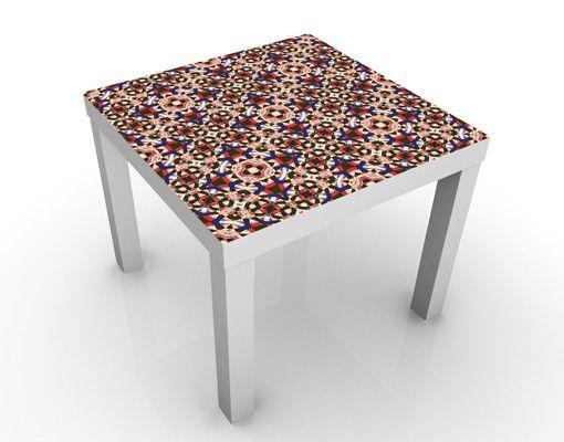 Beistelltisch - Kaleidoskop Design