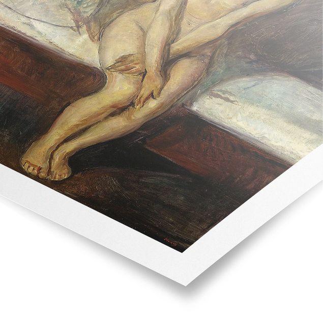 Poster - Edvard Munch - Pubertät - Hochformat 3:2