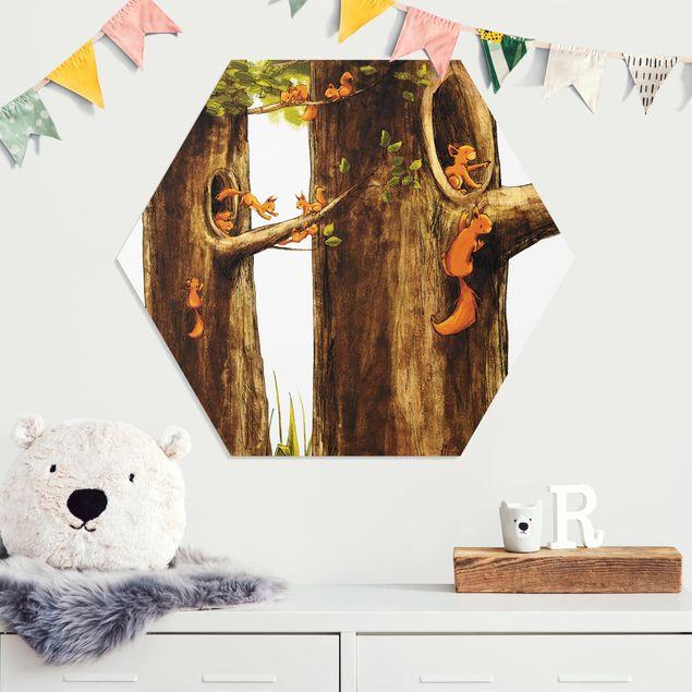 Hexagon Bild Forex - Zuhause der Einhörnchen