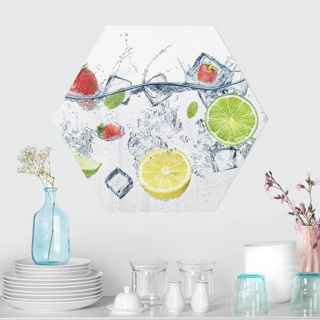 Hexagon Bild Forex - Frucht Cocktail