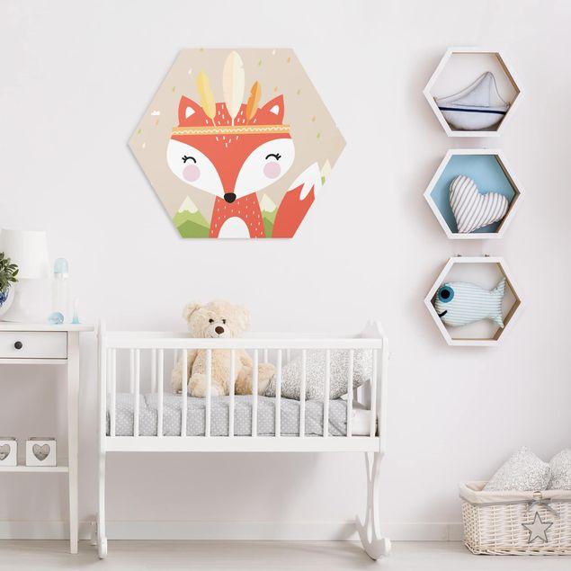 Hexagon Bild Forex - Indianerfuchs