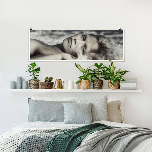 Poster - Mermaid - Panorama Querformat