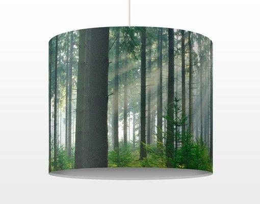 Hängelampe - Enlightened Forest