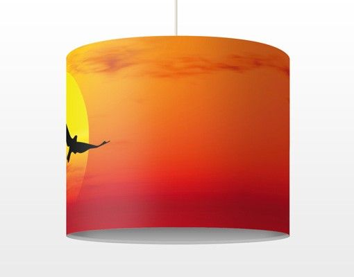 Hängelampe - Fabulous Sunset