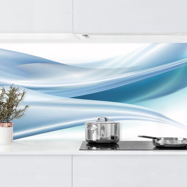 Küchenrückwand - Blue Dust