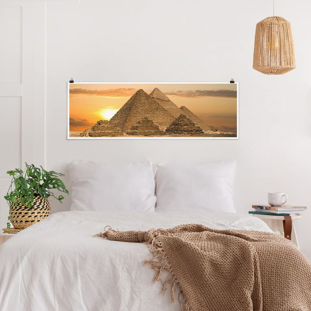Poster - Dream of Egypt - Panorama Querformat