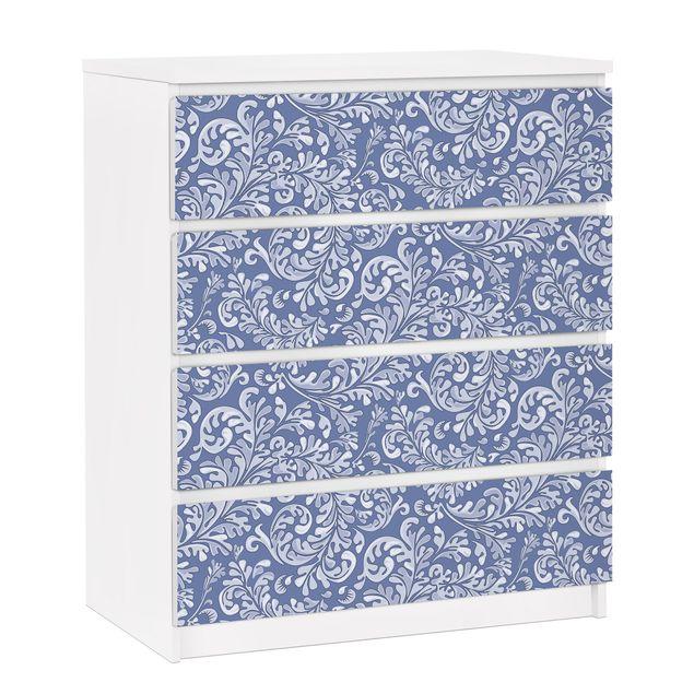 Möbelfolie für IKEA Malm Kommode - selbstklebende Folie The 7 Virtues - Prudence