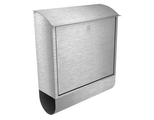 Design Briefkasten Grüffelo - Trifft die Maus 39x46x13cm