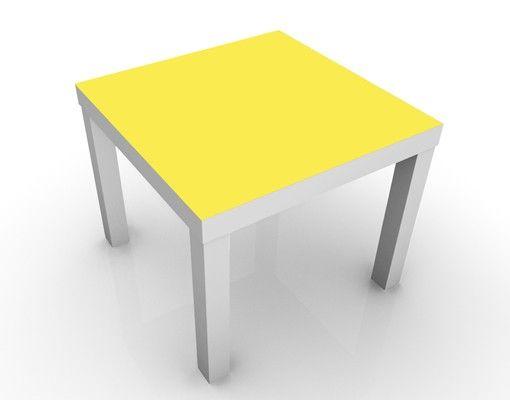 Beistelltisch - Colour Lemon Yellow