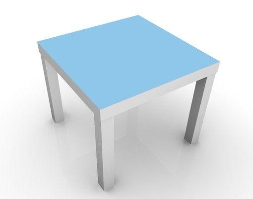 Beistelltisch - Colour Light Blue