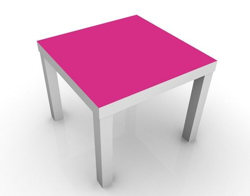 Beistelltisch - Colour Pink