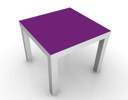 Beistelltisch - Colour Purple