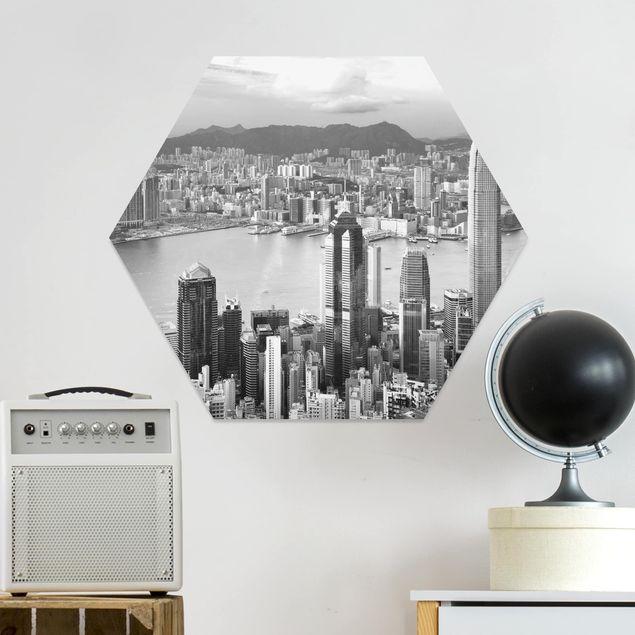 Hexagon Bild Forex - Skyline Nostalgia