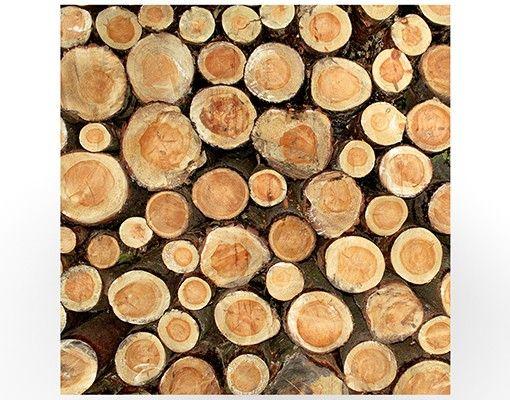 Beistelltisch - Baumstämme