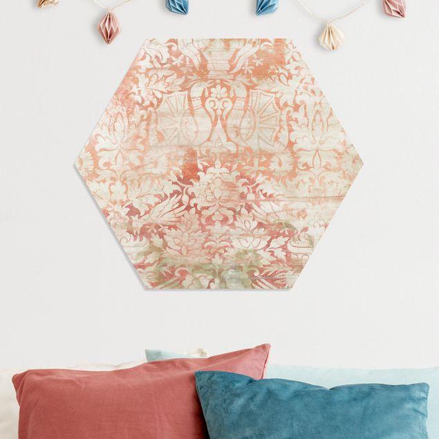 Hexagon Bild Forex - Ornamentgewebe II