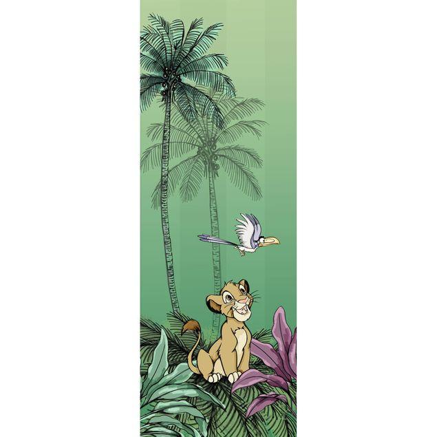 Disney Kindertapete - Jungle Simba - Komar Fototapete