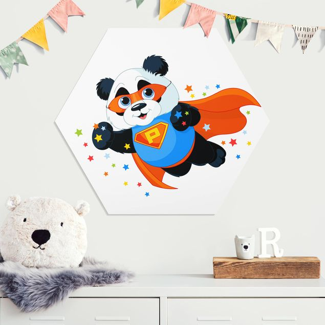 Hexagon Bild Forex - Super Panda