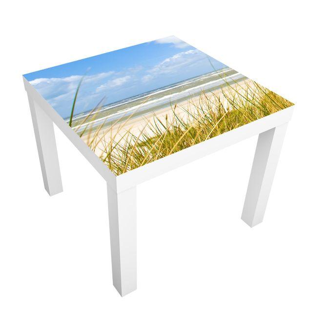 Möbelfolie für IKEA Lack - Klebefolie No.31 An der Nordseeküste Panorama