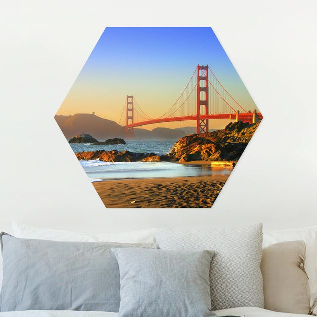 Hexagon Bild Forex - Baker Beach