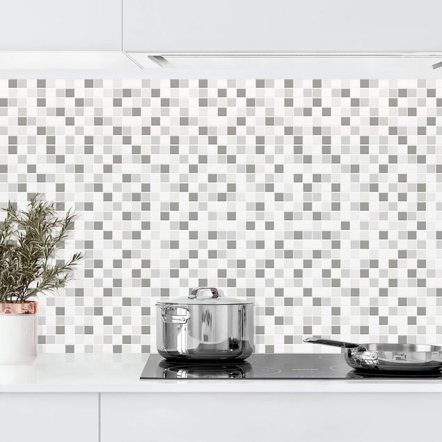 Küchenrückwand - Mosaikfliesen Winterset
