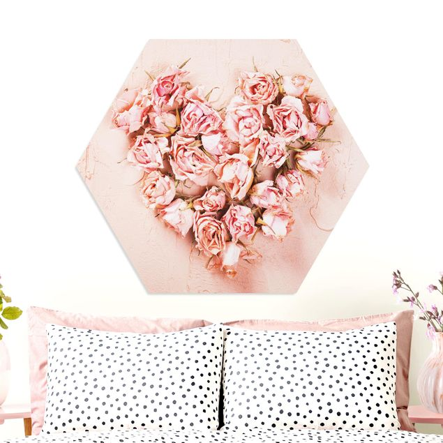 Hexagon Bild Forex - Rosenherz