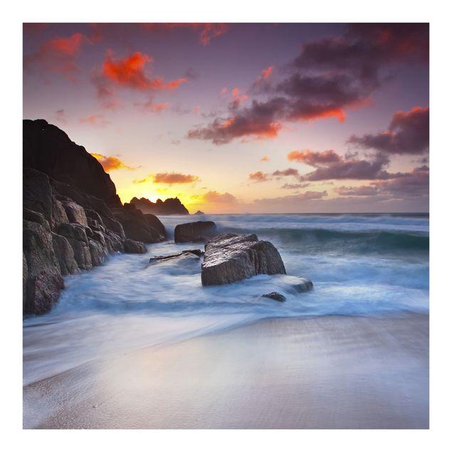 Fototapete Am Meer in Cornwall