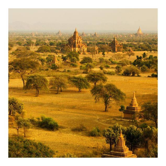 Fototapete Bagan in Myanmar