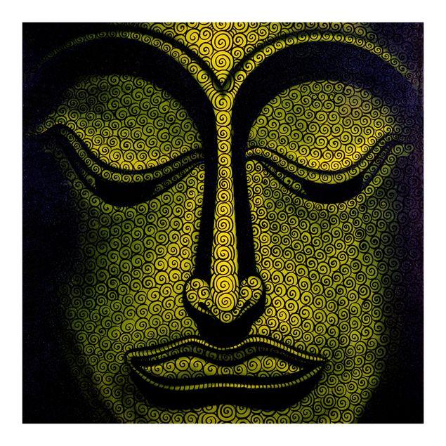 Fototapete Buddha in Laos