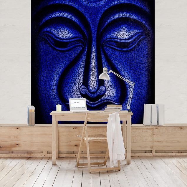 Fototapete Buddha in Nepal