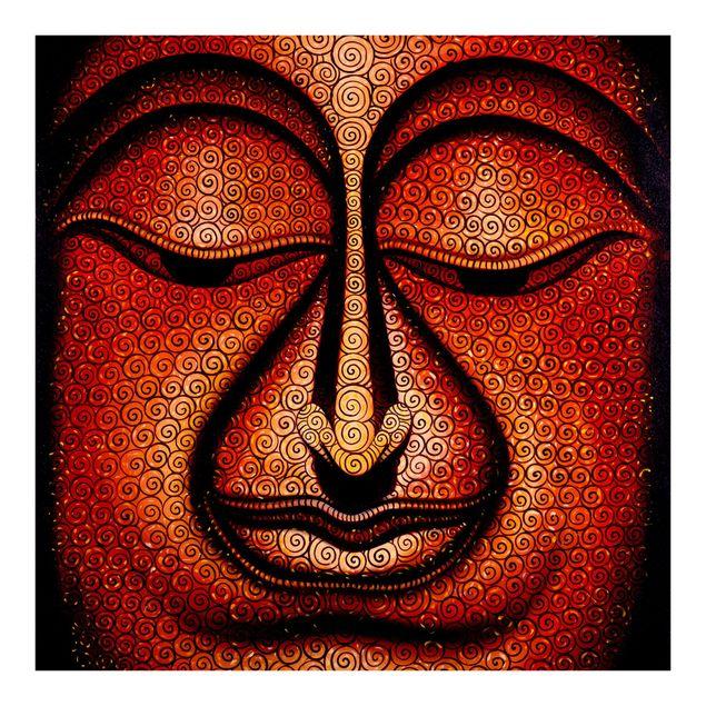 Fototapete Buddha in Tibet